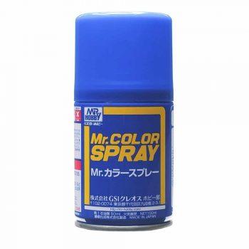 Mr. Color Spray Gloss Bright Blue S65