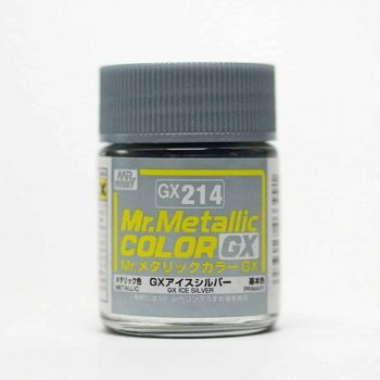 Mr. Metallic Color GX Metal Ice Silver GX214