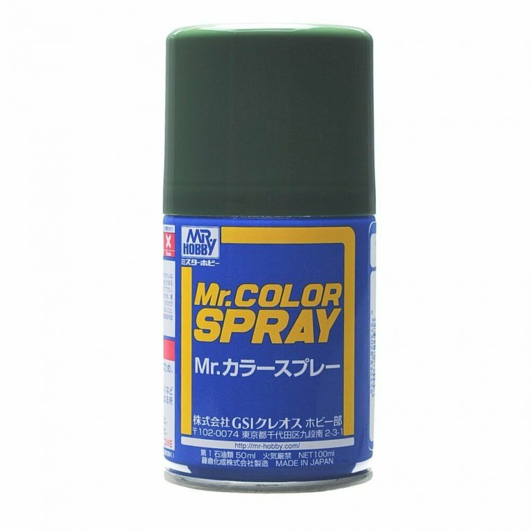 Mr. Color Spray Semi Gloss Ija Green S16