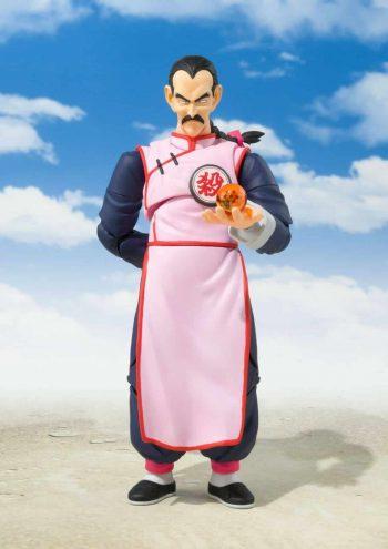 Dragon Ball Tao Pai Pai SH Figuarts Pose 1