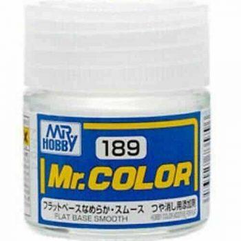 Mr. Color Flat Base Smooth C189