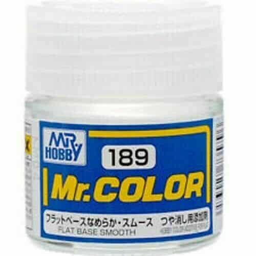 Mr. Color Flat Base Smooth C189