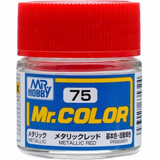 Mr. Color Metallic Red C75