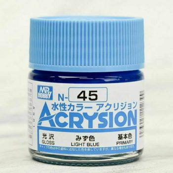 Mr. Color Acrysion Gloss Light Blue N45