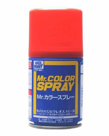 Mr. Color Spray Gloss Red S3