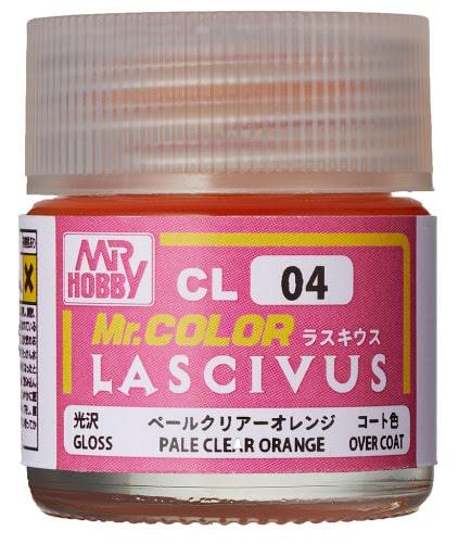 Mr. Color Lascivus Gloss Pale Clear Orange CL04