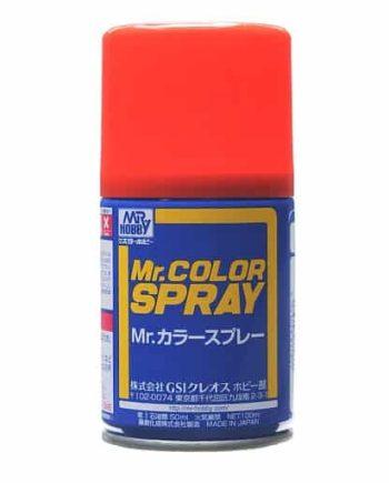 Mr. Color Spray Gloss Shine Red S79
