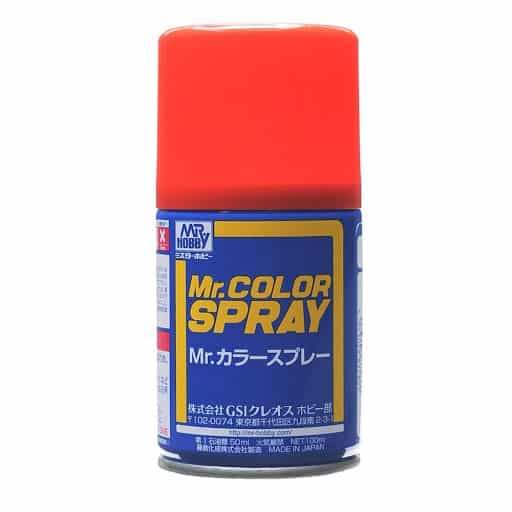 Mr. Color Spray Gloss Shine Red S79
