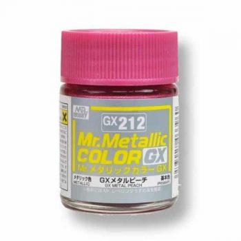 Mr. Metallic Color GX Metal Peach GX212
