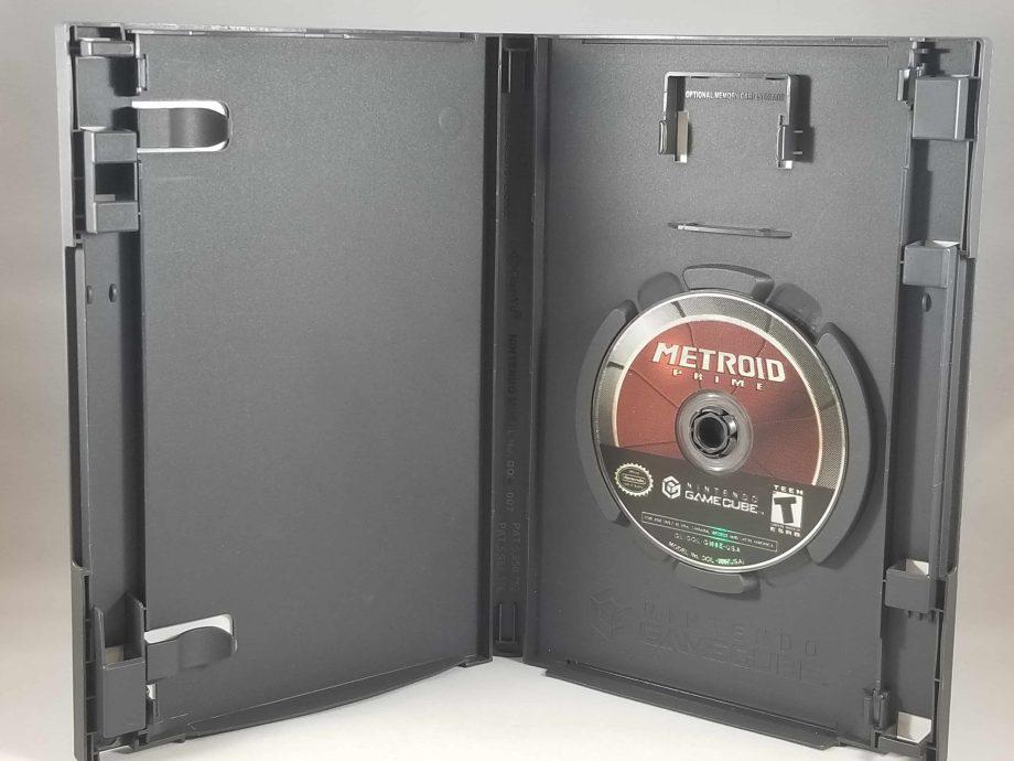 GameCube Metroid Prime Disc