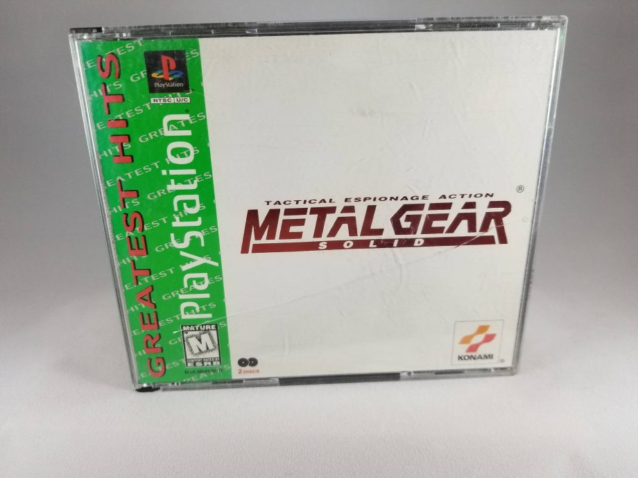 Metal Gear Solid Front