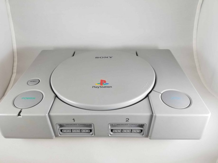 Playstation System Front