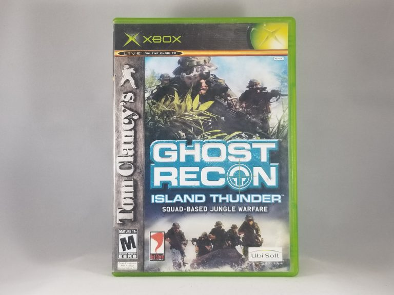 Tom Clancy's Ghost Recon Island Thunder Front