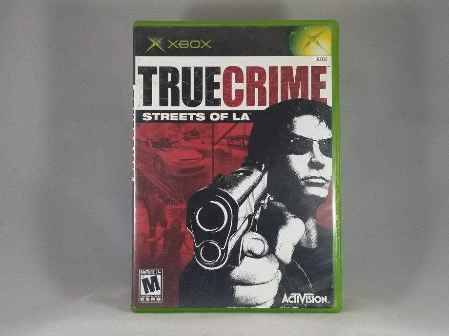 True Crime Streets of L.A. Front