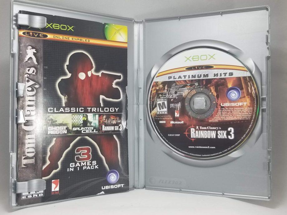 Tom Clancy's Classic Trilogy Disc 1