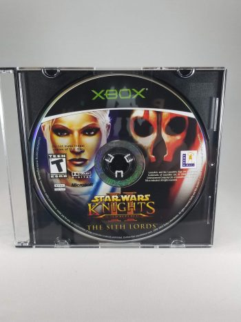 Star Wars Knights Of The Republic II The Sith Lords
