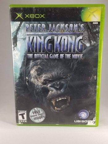 Peter Jackson's King Kong Front