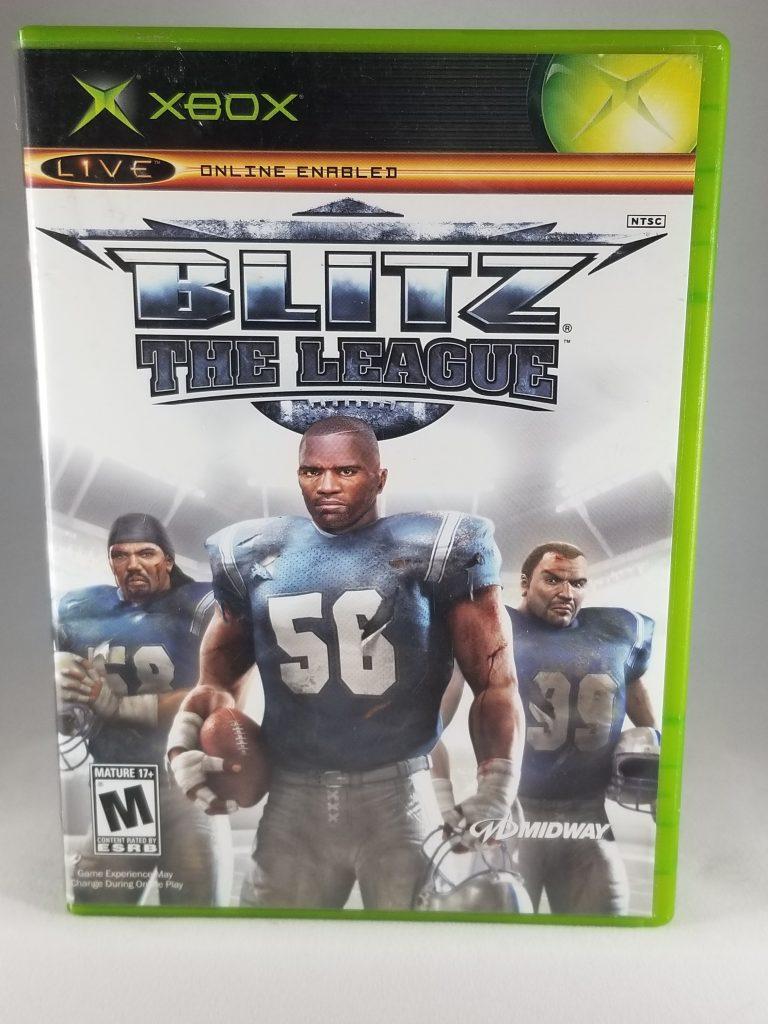 Blitz The League Front