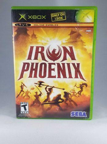 Iron Phoenix Front