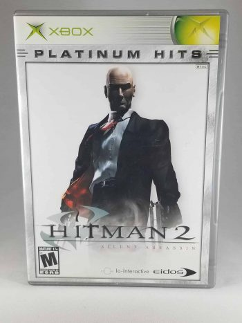 Hitman 2 Silent Assassin Front