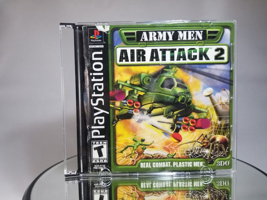 Army Men Air Attack 2 Front