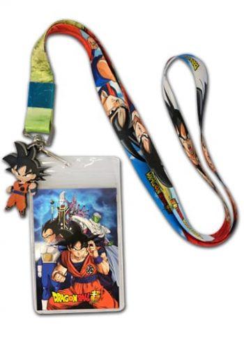 SD Goku Lanyard