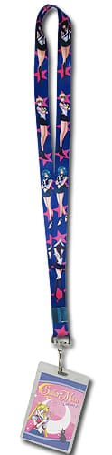 Sailor Moon Group Lanyard