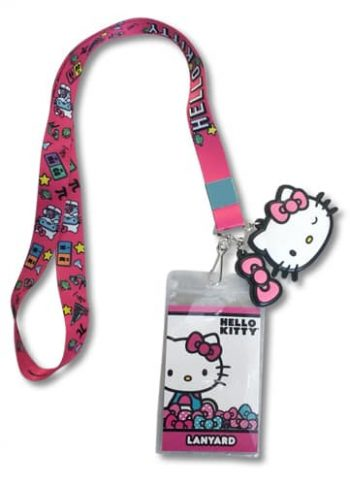 Hello Kitty Lanyard