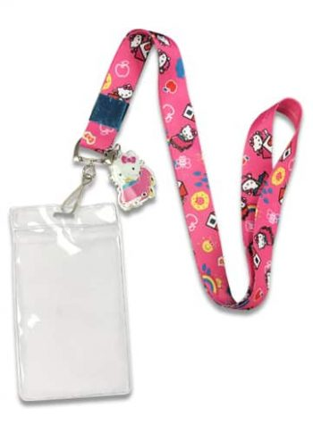 Hello Kitty Car Lanyard