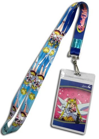 Eternal Sailor Moon Lanyard