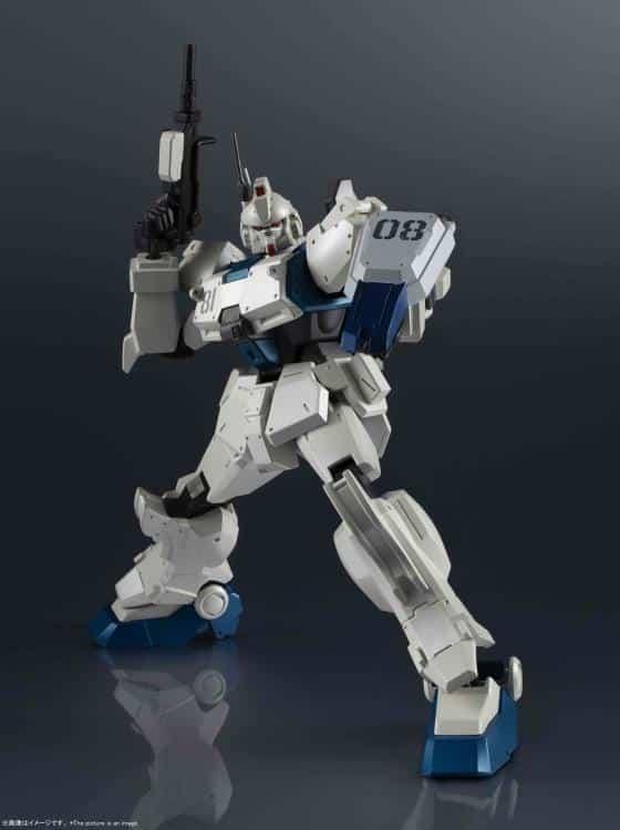 Gundam Universe Gundam Ez8 Pose 1