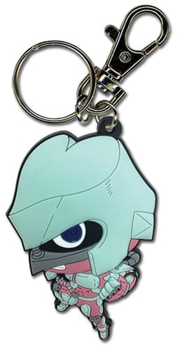 SD Shining Diamond PVC Keychain