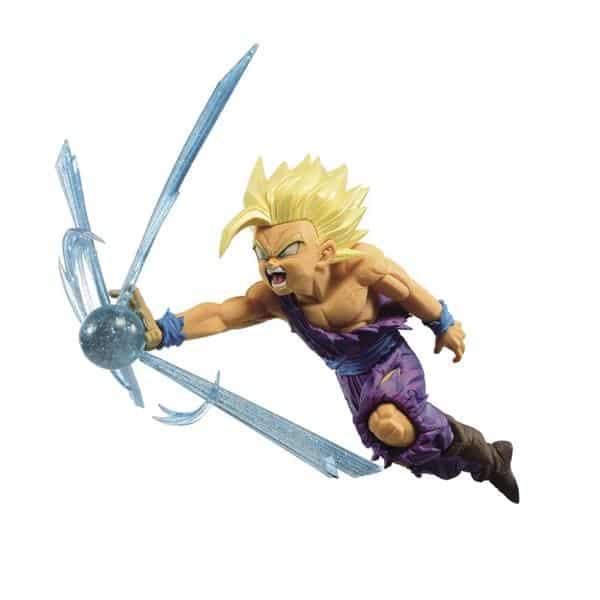 Dragon Ball Z GX Materia The Son Gohan Figure Pose 2