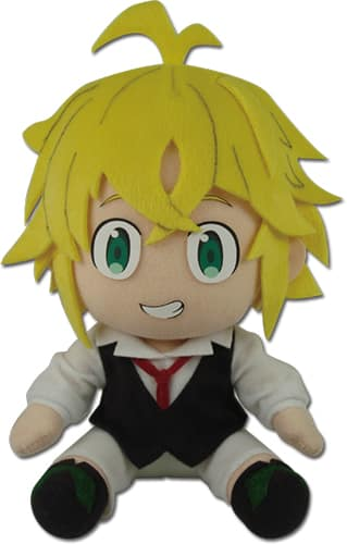 Meliodas Sitting Plush