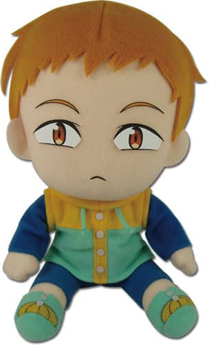 The Seven Deadly Sins King Sitting Plush