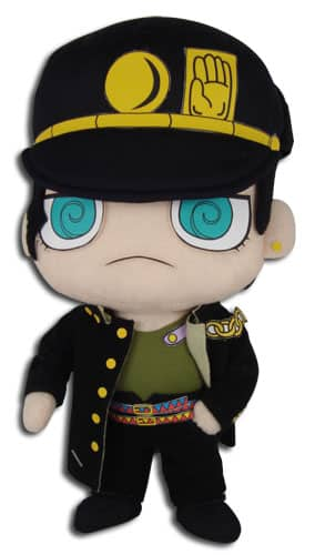 JoJo's Bizarre Adventure SD Jotaro Plush