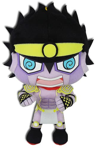JoJo's Bizarre Adventure SD Star Platinum Plush