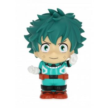 Deku Figure PVC Coin Bank Pose 1