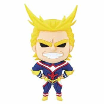 All Might 3D Magnet