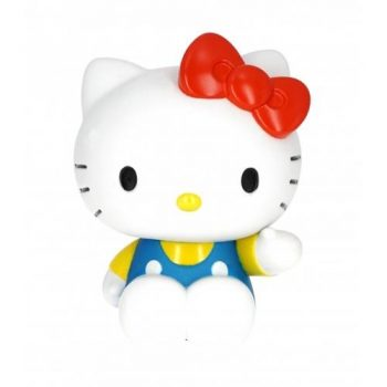 Hello Kitty Figure PVC Coin Bank Pose 1