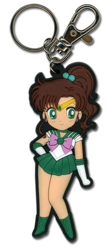 Sailor Jupiter PVC Keychain