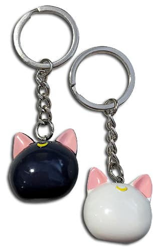 Luna And Artemis Keychain