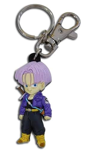 Trunks PVC Keychain
