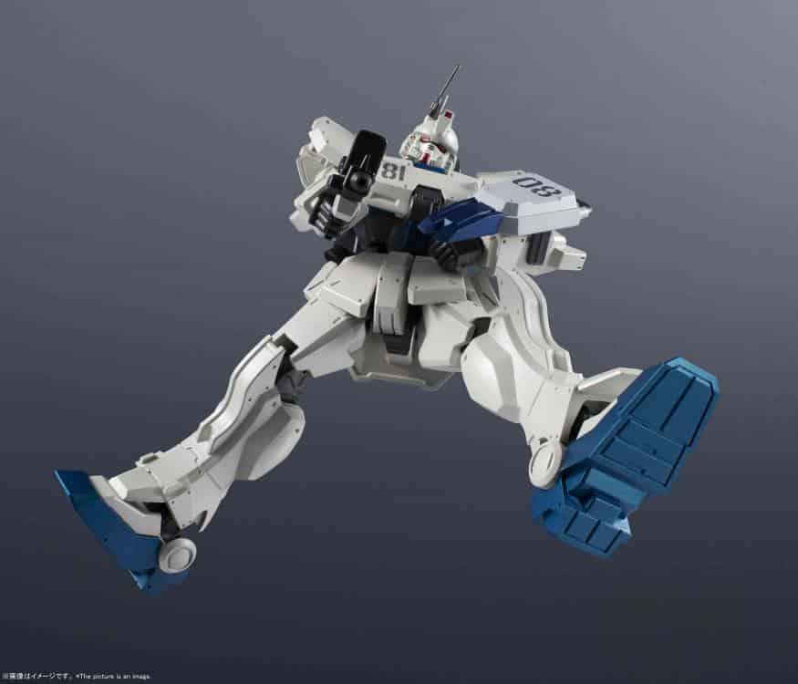 Gundam Universe Gundam Ez8 Pose 3