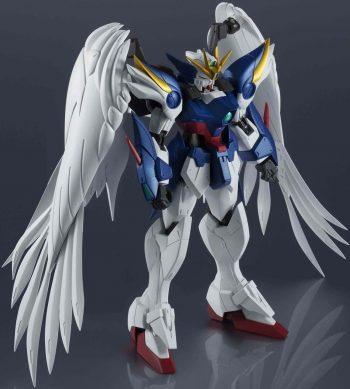 Gundam Universe Wing Gundam Zero EW Pose 1