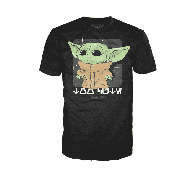 Star Wars The Mandalorian Child Lookin Cyute Tshirt