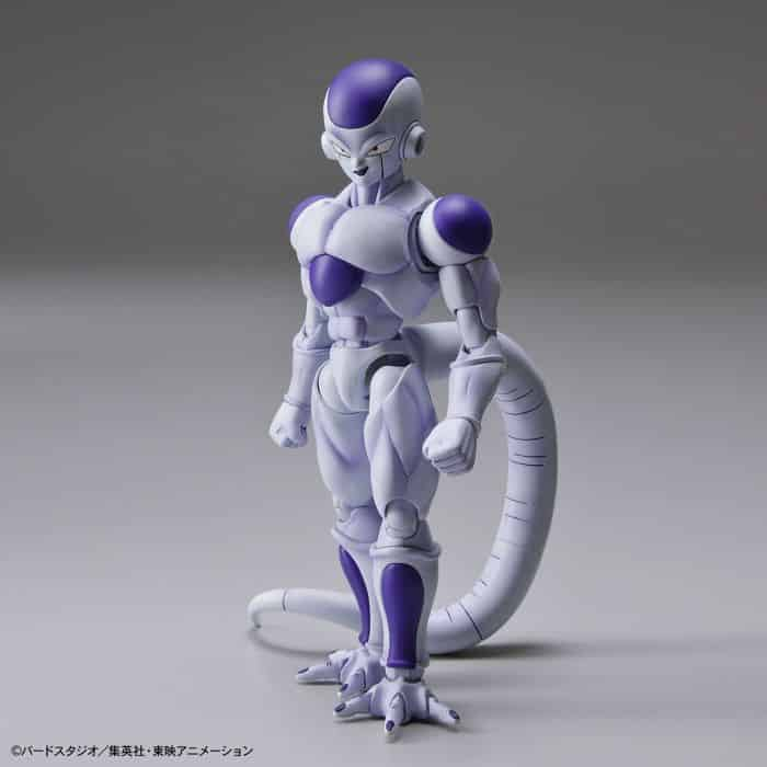 Final Form Frieza Figure Rise Package Renewal Version Pose 1