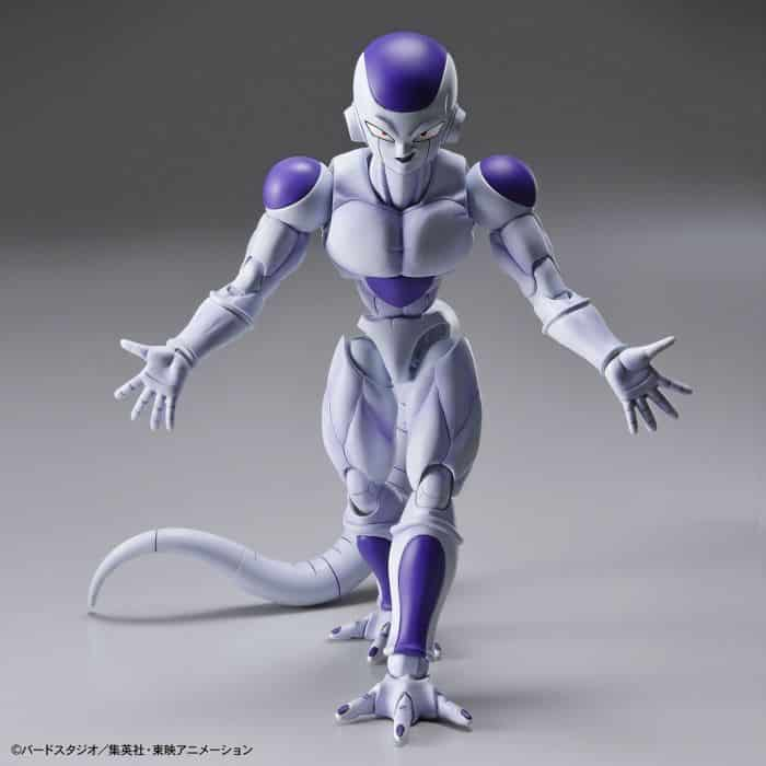 Final Form Frieza Figure Rise Package Renewal Version Pose 3