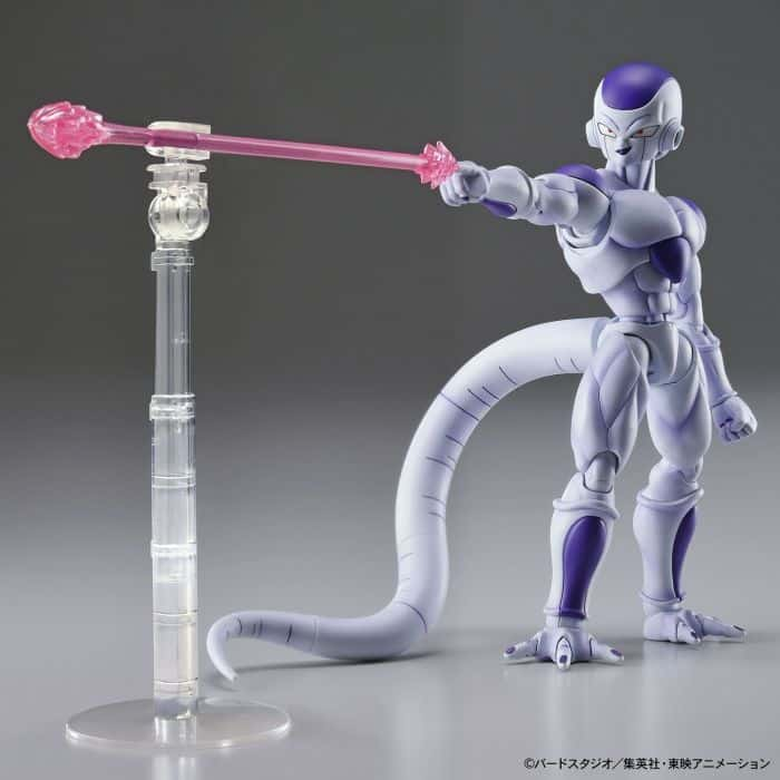 Final Form Frieza Figure Rise Package Renewal Version Pose 5