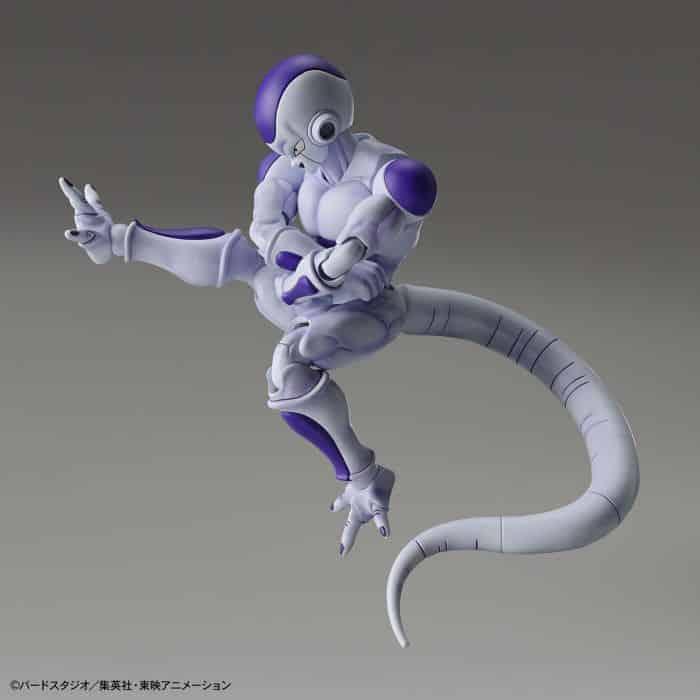 Final Form Frieza Figure Rise Package Renewal Version Pose 4